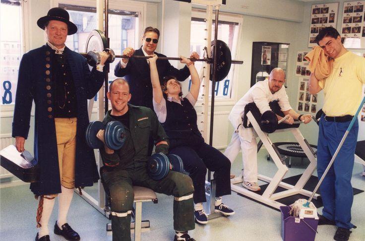 Sweden Baltic Rehab AB 2000