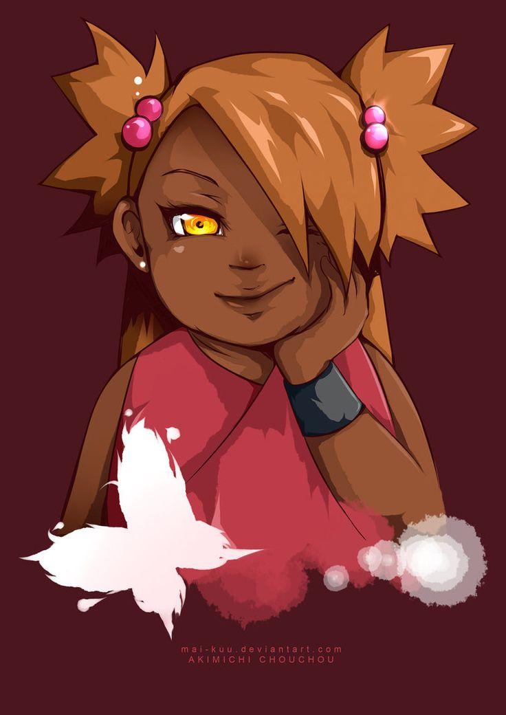 Choji's Daughter