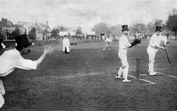 """Old Pics Archive on Twitter: """"London Olimpics cricket game, 1908,    https://t.co/9JEncMTUFp https://t.co/5o54QuozCc"""""""
