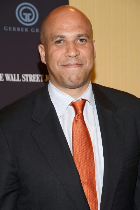 Cory Booker, mayor of Newark, NJ. The newly elected senator. Integrity we need more of this in public office.