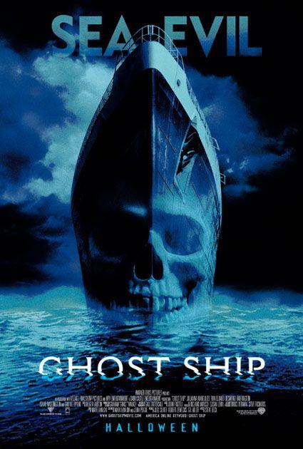 Navio Fantasma, de 2002. Dirigido por Steve Beck, tem cenas arrepiantes e uma história intrigante sobre fantasmas e almas. Filmão.