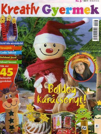 Kreatív gyermek karácsony - Angela Lakatos - Picasa Webalbumok