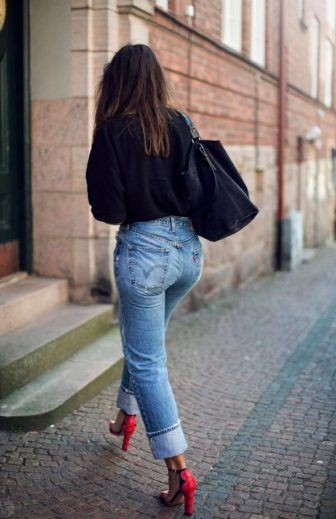 42b40d4e Imparfaite : Comment trouver le jean Levi's 501 vintage de ses rêves ...