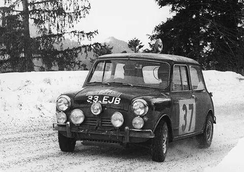 1964 Monte Carlo, Col de Turini