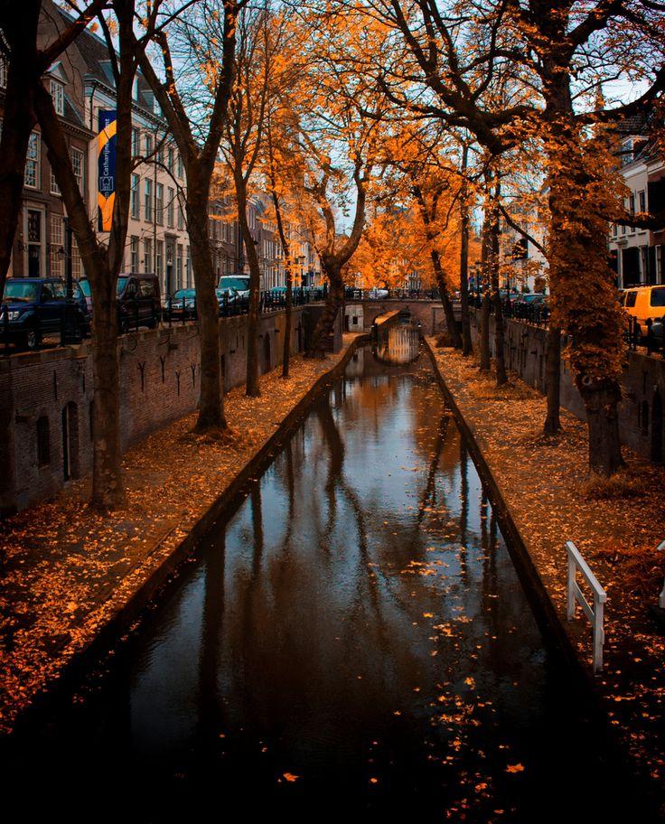 Netherlands Utrecht By Jurjen Harmsma