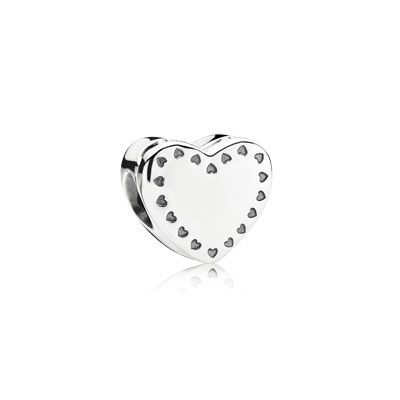 A gift from the heart charm $65 #PANDORAcharm #Valentines