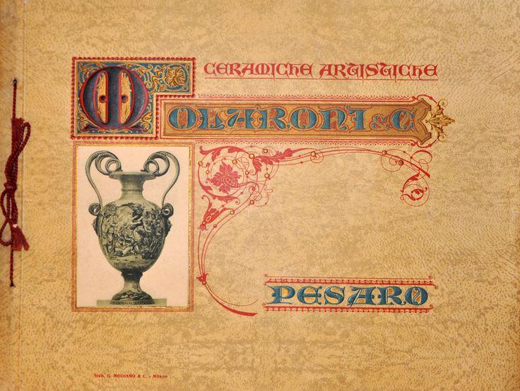 catalogo delle ceramiche artistiche molaroni pesaro www