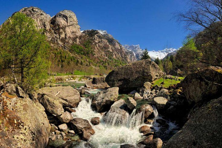 Photoday - Trekking in Val di Mello - Valtellina. Corso base di fotografia in montagna propedeuito ai trekking fotografici.