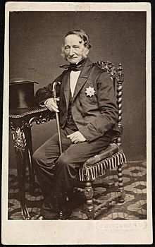Christopher Hansteen (astronom) - Wikipedia