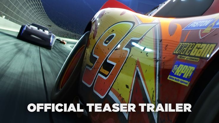 Disney•Pixar's First Official Trailer for 'Cars 3' Finds Lightning McQueen Getting Into a Major Crash