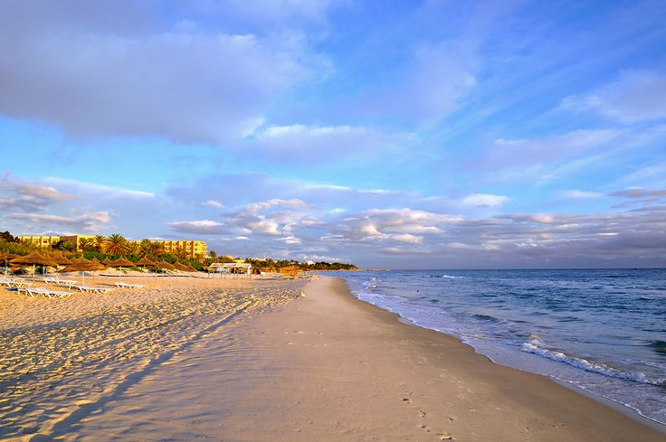 Sousse Beach, Tunisia