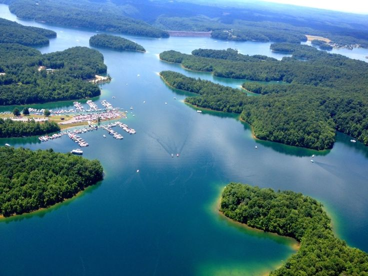Summersville Lake, WV One of my favorite places on earth. So many memories with my Dad and little sister here. :(