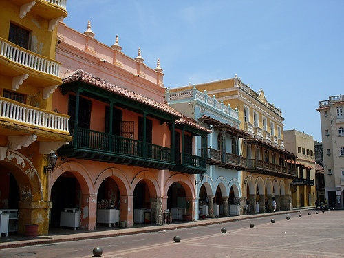 Cartagena -Portal de los dulces