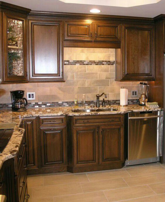 hard wood kitchen cabinets new kitchen cabinet rh pinterest com