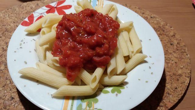 Be stylish: Těstoviny s rajčaty  Ahoj všichni, mám tu pro Vás ...
