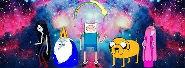 Marcelin el rey helado finn arcoiris jake princesa chicle en el espacio
