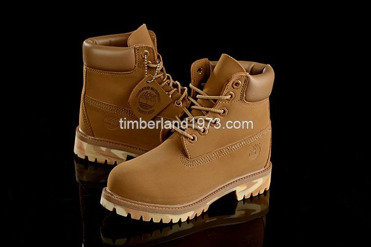 2017 Fashion Women's Timberland 6 Inch Boots Wheat Brown $ 75.00