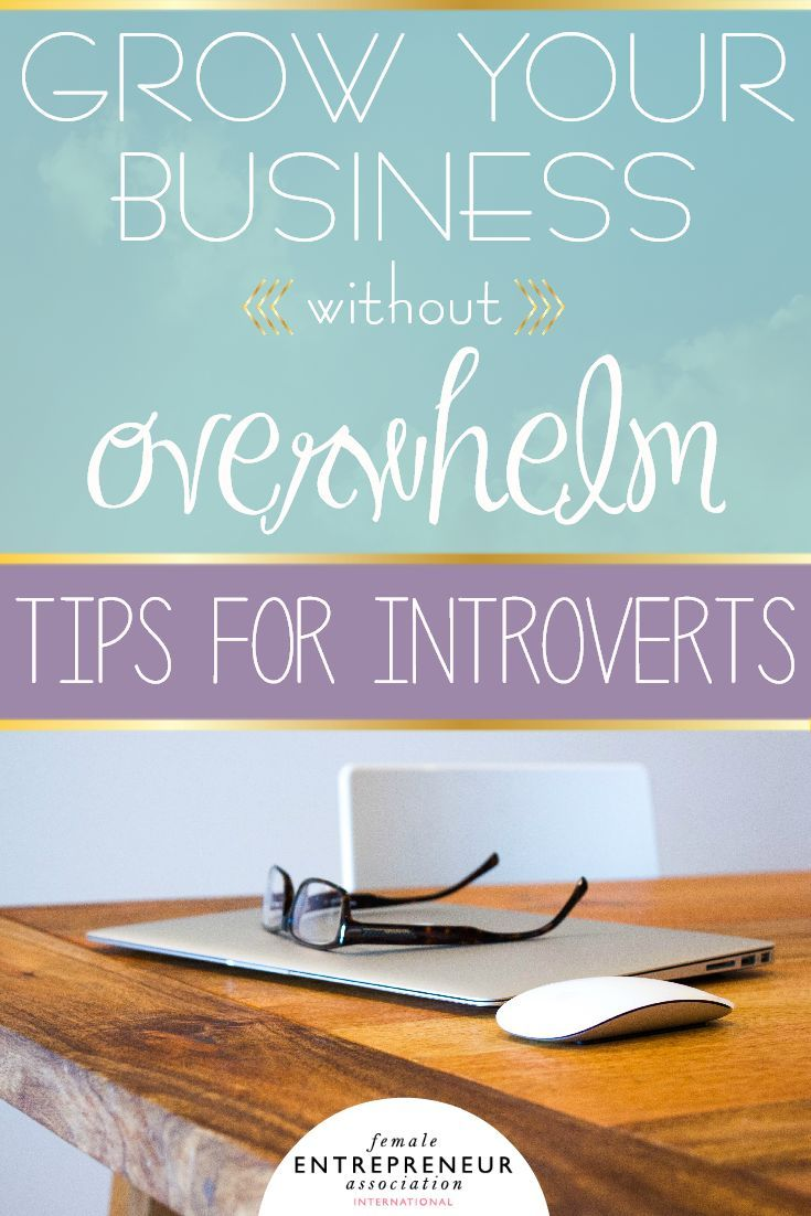 If you're an introverted entrepreneur who longs for a less overwhelming way to build your business, here are three steps you can take...