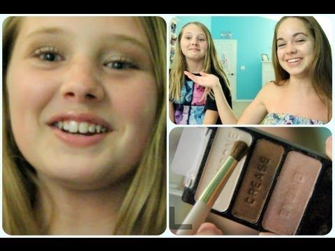 Middle School Makeup Tutorial, love this video, I have watched it, I love the channel beautyliciousinsider on YouTube, she has such great videos!!!