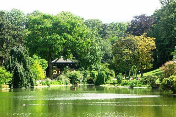 Parc de Montsouris
