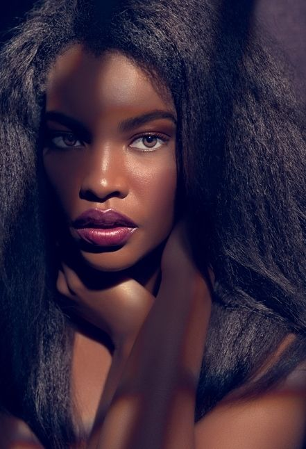 Beauty Darkskin Makeup Portrait Darkskin Blackwomen: 1002 Best Images About Black Women's Makeup On Pinterest