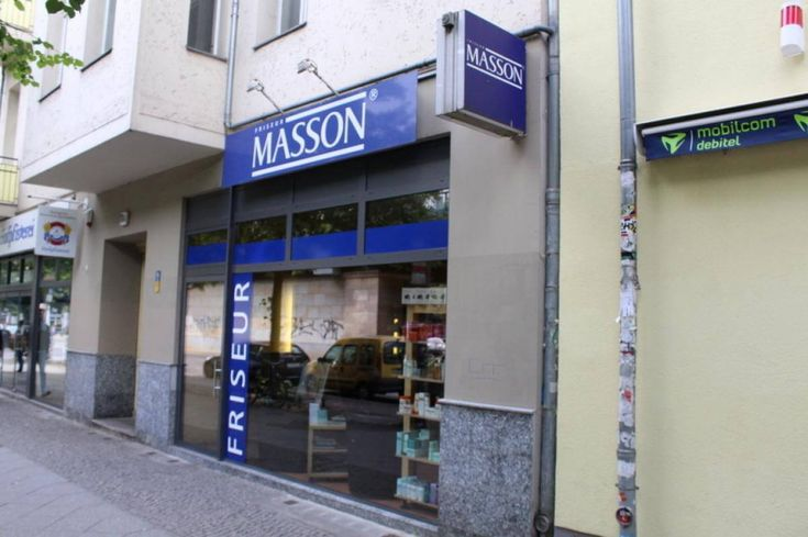 Masson Friseuren Schönhauser Allee 118a, Prenzlauer Berg 10439 Berlin  Telefon: 030 44652507