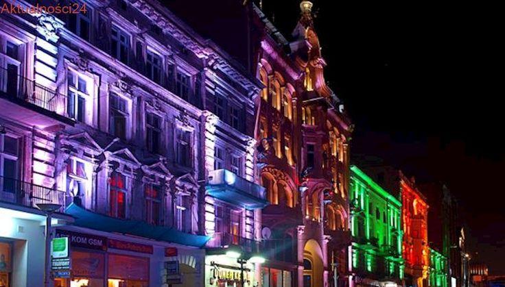 Na przełomie września i października w Łodzi 7. edycja Light.Move.Festival. Tak będzie wyglądało miasto