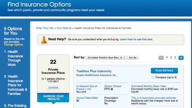How Can I Find Affordable Health Insurance If I Don T Have