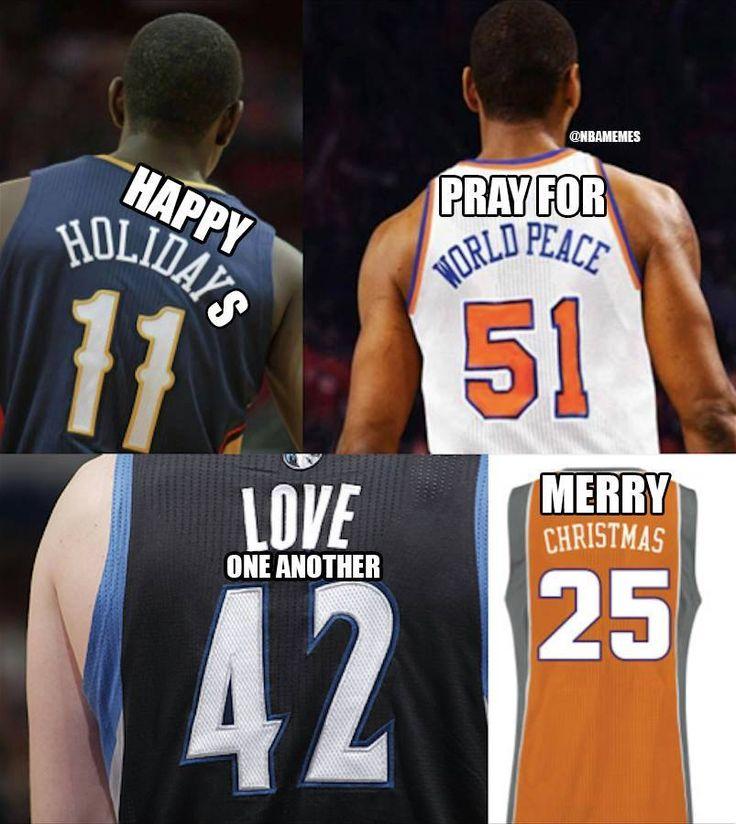 Merry Christmas - http://weheartnyknicks.com/nba-funny-meme/merry-christmas