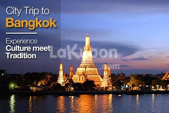 Bangkok Express! 3D/2N Spend Your Holiday at Bangkok - Thailand by Staying at Centric Ratchada Hotel Only Rp760.000,-