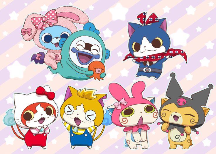 くるみ (@ffmomo) | Twitter | Yo kai watch 2, Kawaii anime ...