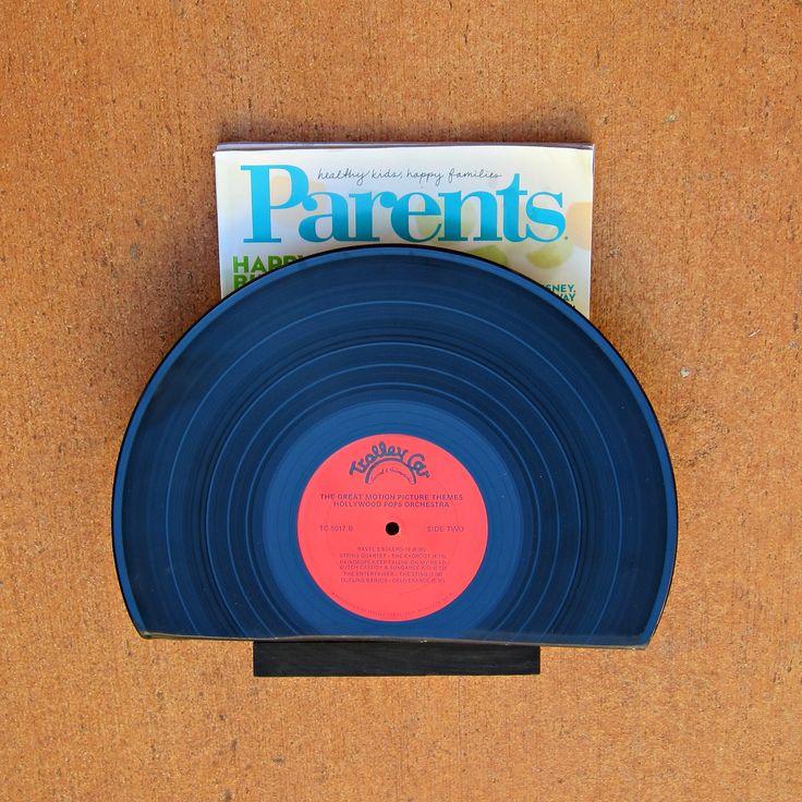 range magazine disque vinyle