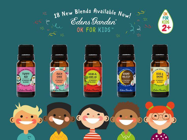 25 beste ideen over Edens garden essential oils op Pinterest
