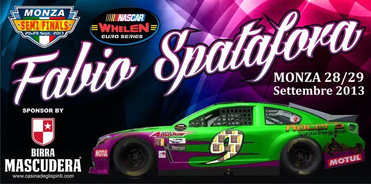 Birra Mascudera and NASCAR 2013 - Casina degli Spiriti (Ortigia) Sicily