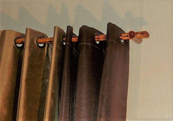 This Curtain Rod Is So Beautiful Idei Dlya Ukrasheniya Raboty Po