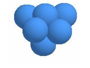 Woda heksagonalna, ustrukturyzowana