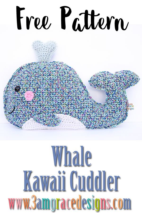 Amazon.com: Geekirumi! handmade crochet amigurumi orca killer whale stress  ball - Squeeze toy anti stress & anxiety therapy: Handmade | 900x600