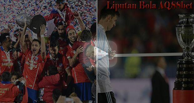 Agen Copa America - Highlights Pertandingan Chile 0-0 (pen 4-1) Argentina (Copa America) 05/07/2015