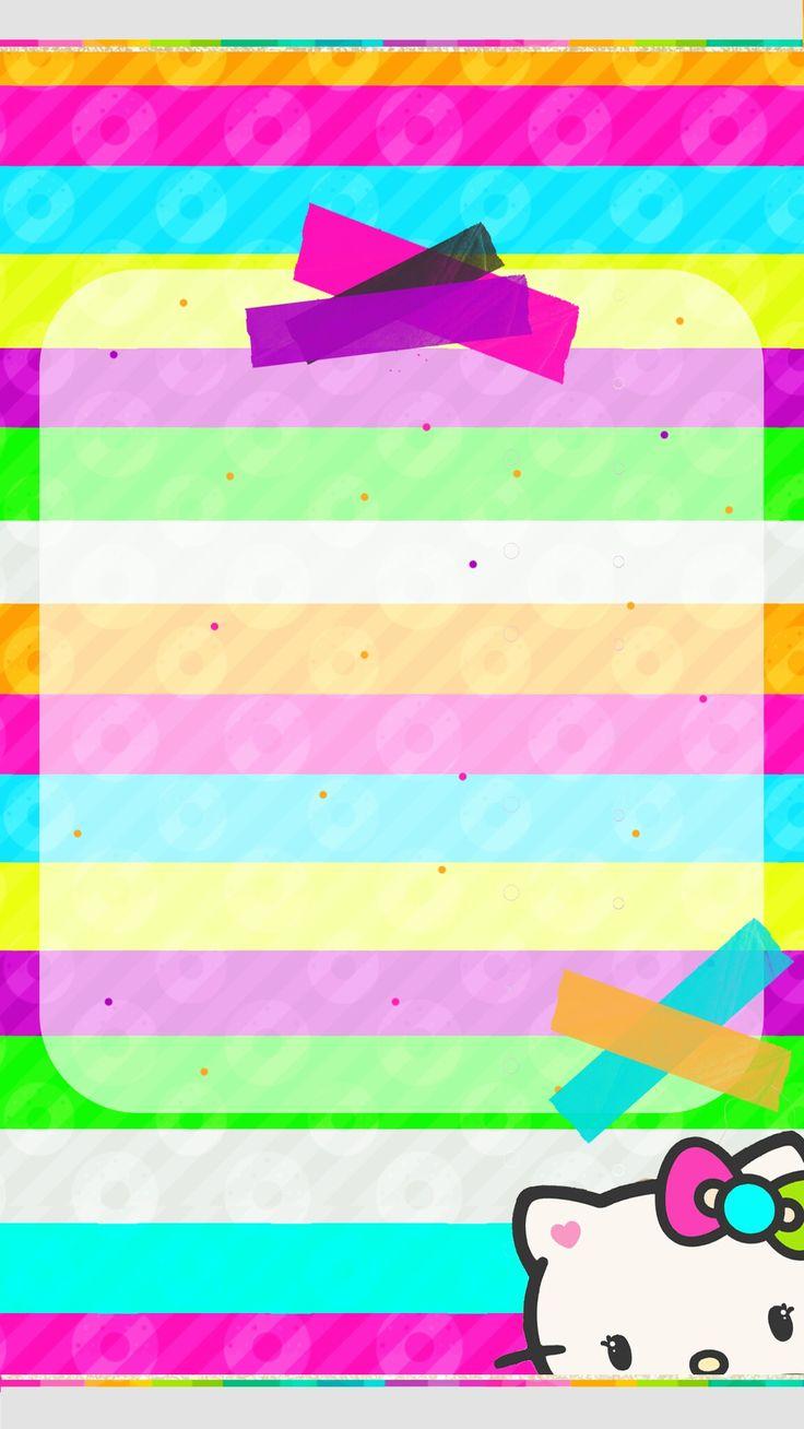 Download Wallpaper Hello Kitty Wall - aa02990b4293673b45e2f89c90b98e65--hello-kitty-wallpaper-striped-wallpaper  Snapshot_869573.jpg