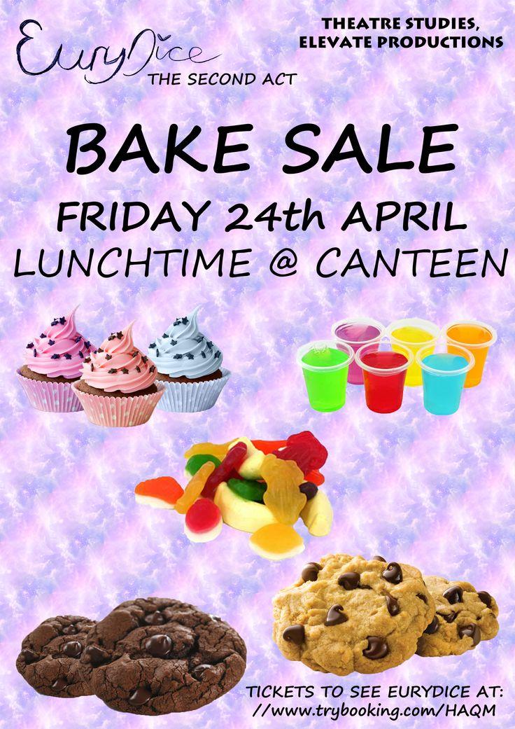 63 best Bake Sale images on Pinterest Bake sale flyer, Bake sale - bake sale flyer