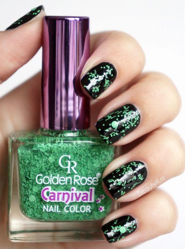 Golden Rose Carnival Nail Color Mega Review ~ 05