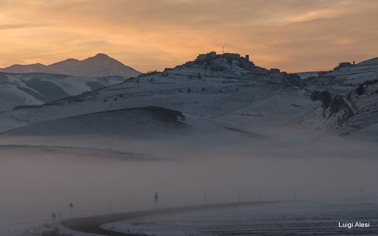 Castelluccio di Norcia - Parco Nazionale dei monti Sibillini