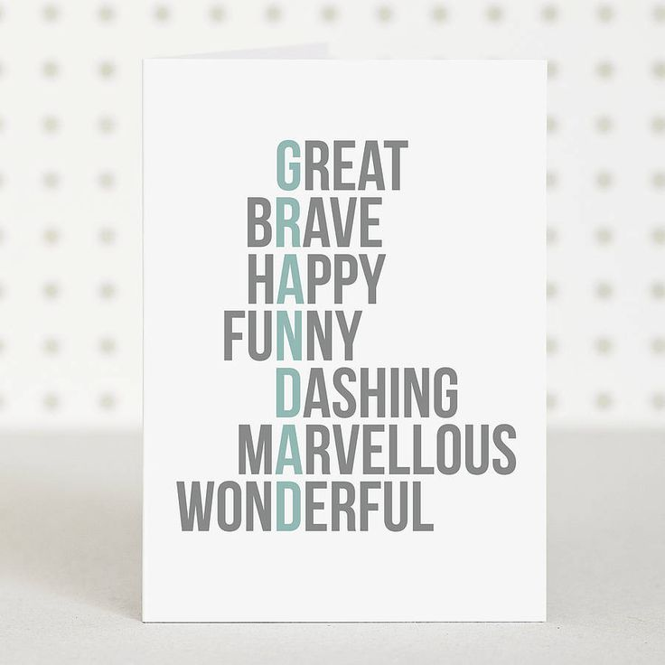 The 25 best Grandpa birthday cards ideas – Text for Birthday Card