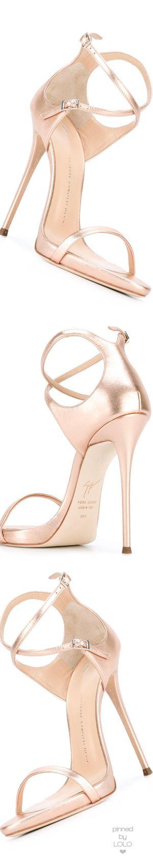 GIUSEPPE ZANOTTI DESIGN  'Darcie' Sandals | LOLO❤︎ #shoeshighheelsfancy