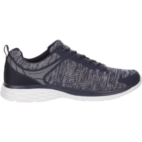 BCG Men's Lithium II Running Shoes (Navy/Charcoal, Size 8.5) - Men's Running Shoes at Academy Sports