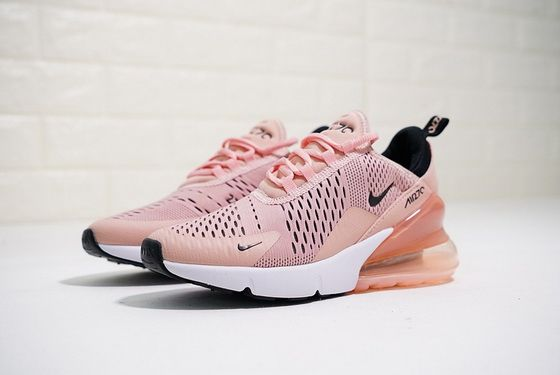 fb3035d8feb2ca Nike Air Max 270 Coral Stardust Black Summit White Ah6789 600 cheap  authentic shoe websites Sneaker