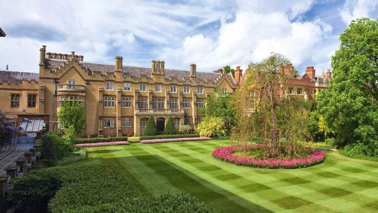 Sidney Sussex college, Cambridge - Oxford Summer Courses in Cambridge