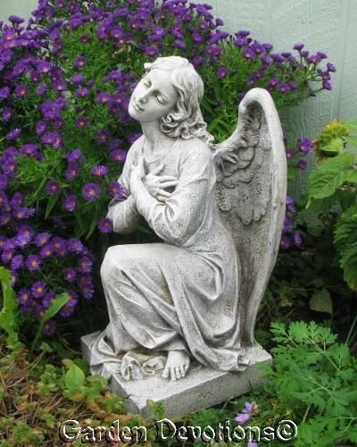 Top 25 ideas about Angel Garden Statues on Pinterest Angel