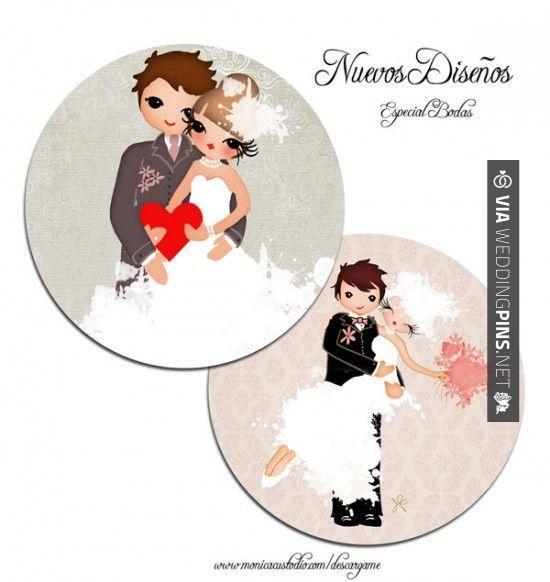 36 best Invitaciones de boda para imprimir images on Pinterest