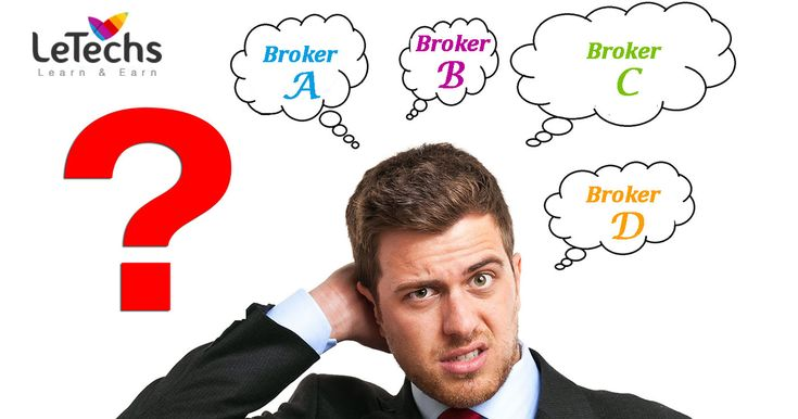 LeTechs Forex Blog - how to choose best forex broker